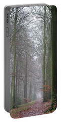 Autumn Woodland Avenue Portable Battery Charger