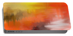 Autumnal Abstract  Portable Battery Charger