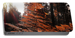 Autumnal Evening Portable Battery Charger