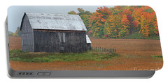 Portable Battery Charger featuring the photograph Autumnal.. by Nina Stavlund