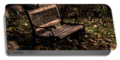 Autumnal Solace Portable Battery Charger