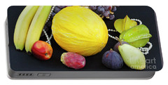 Symphony Of Forbidden Fruits Portable Battery Charger