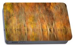 Autumns Final Palette Portable Battery Charger by Everet Regal