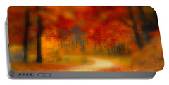 Autumn's Promise Portable Battery Charger
