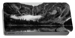 Avalanche Lake Montana Portable Battery Charger