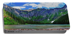 Avalanche Lake Panorama Portable Battery Charger