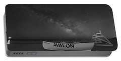 Avalon Milky Way Bw Portable Battery Charger