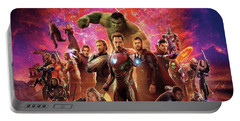Avengers Infinity War Portable Battery Charger