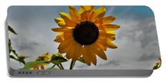2001 - Awakening Sunflower Portable Battery Charger