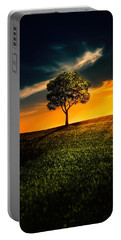 Awesome Solitude II Portable Battery Charger by Bess Hamiti