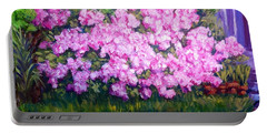 Azalea Spring Portable Battery Charger