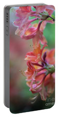 Azaleas Cluster Of Flowers Portable Battery Charger