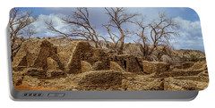 Aztec Ruins, New Mexico Portable Battery Charger