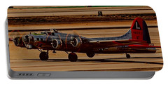 B-17 Bomber Portable Battery Charger
