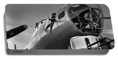B-17 Nose Portable Battery Charger