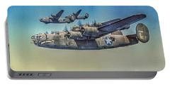 B-24 Liberator Bomber Portable Battery Charger