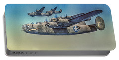 B-24 Liberator Bomber Portable Battery Charger