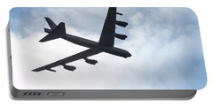 B-52 Flyover Portable Battery Charger