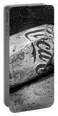 B And W Coke Can Portable Battery Charger