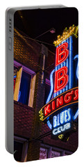 B B Kings On Beale Street Portable Battery Charger