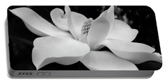 B W Magnolia Blossom Portable Battery Charger