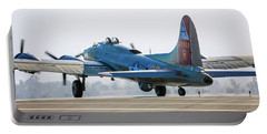 B17 Flying Fortress Cleared For Takeoff At Livermore Portable Battery Charger