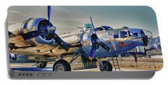 B17 Flying Fortress Sentimental Journey Portable Battery Charger