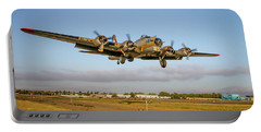 B17 Short Final At Livermore Portable Battery Charger
