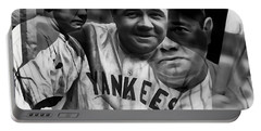 Babe Ruth Collection Portable Battery Charger