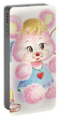 Baby Bear Portable Battery Charger