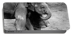 Baby Elephant Security Portable Battery Charger