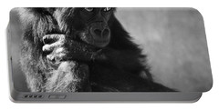 Baby Gorilla Portable Battery Charger by Ylla