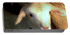 Baby Lamb Portable Battery Charger