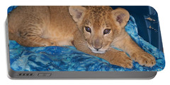 Baby Lion Portable Battery Charger