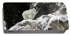 Baby Mountain Goat Portable Battery Charger