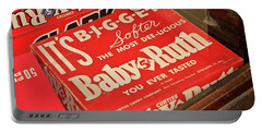 Baby Ruth Portable Battery Charger