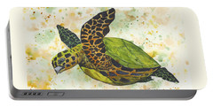 Baby Sea Turtle Portable Battery Charger