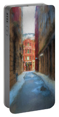 Back Bay Boston Portable Battery Charger