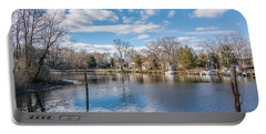 Back Creek Annapolis Md Portable Battery Charger