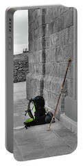 Back Pack And Staff Portable Battery Charger