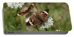 Back To Back Butterflies Portable Battery Charger