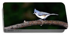 Back Yard Bird Portable Battery Charger