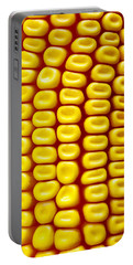 Background Corn Portable Battery Charger