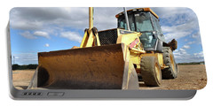 Backhoe Tractor Construction Portable Battery Charger