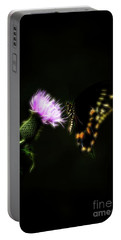 Backroad Butterfly Portable Battery Charger