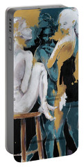 Backstage - Beauties Sharing Secrets Portable Battery Charger
