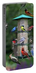 Backyard Bird Feeder Portable Battery Charger
