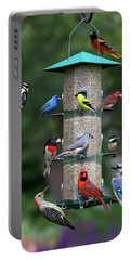 Backyard Bird Feeder Portable Battery Charger
