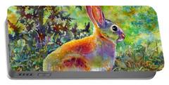 Backyard Bunny Portable Battery Charger