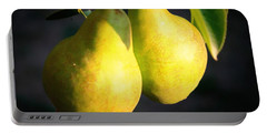 Backyard Garden Series - Two Pears Portable Battery Charger